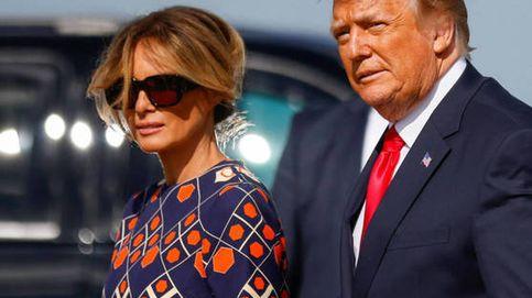 Melania Trump dejó una nota en la Casa Blanca para Jill Biden