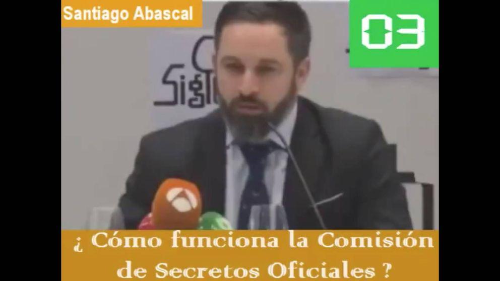 El vídeo del PP para ridiculizar a Abascal: Un Vox tres, responda de una vez