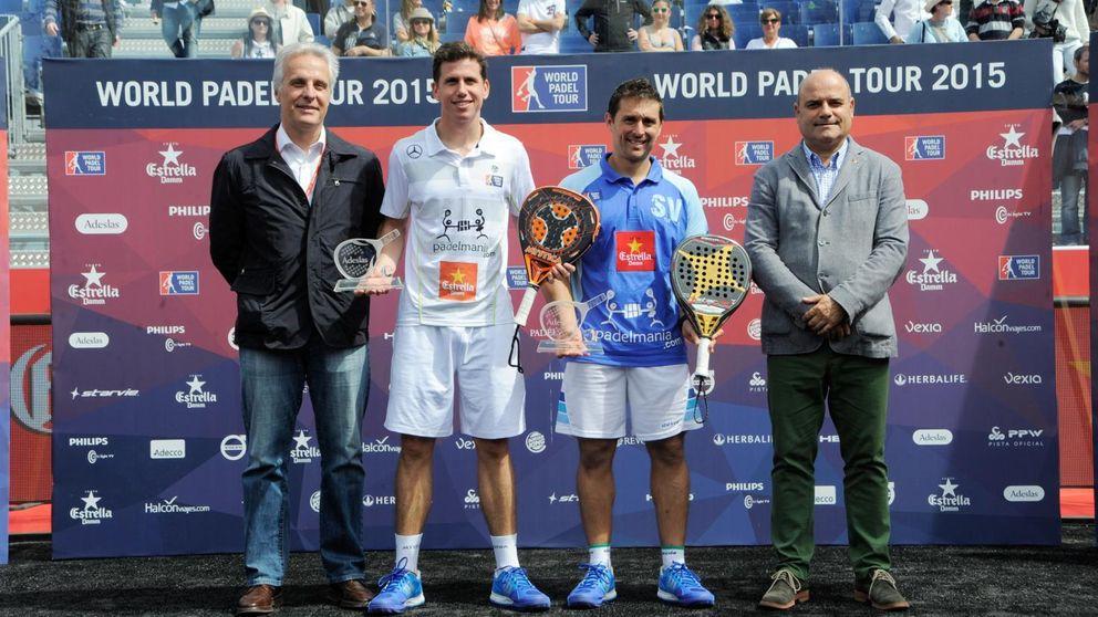 Paquito Navarro y Matías Díaz vencen en el Barcelona Master