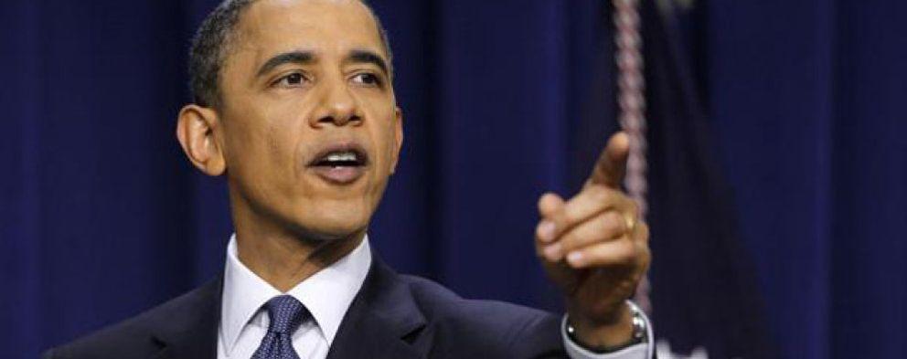 ¿A qué huele Obama? Un español crea el perfume que utiliza el hombre más poderoso del mundo