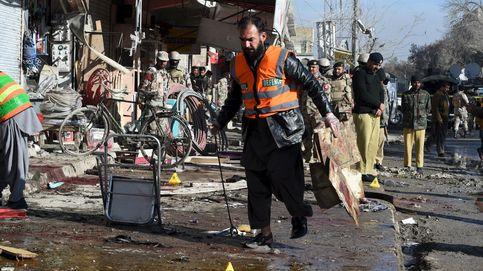 Al menos 15 muertos en un atentado cerca de un centro contra la polio