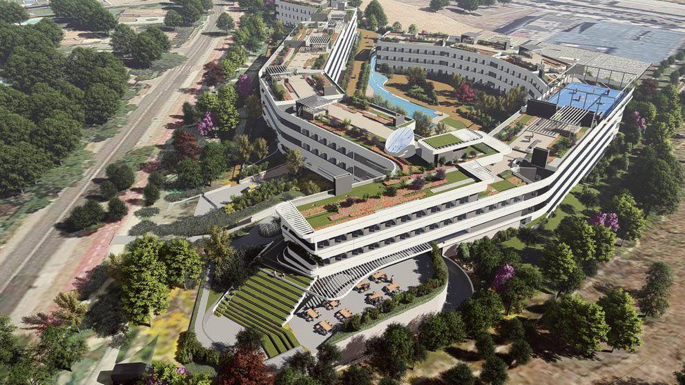 La residencia de estudiantes más grande de Madrid: sello holandés y 600 camas
