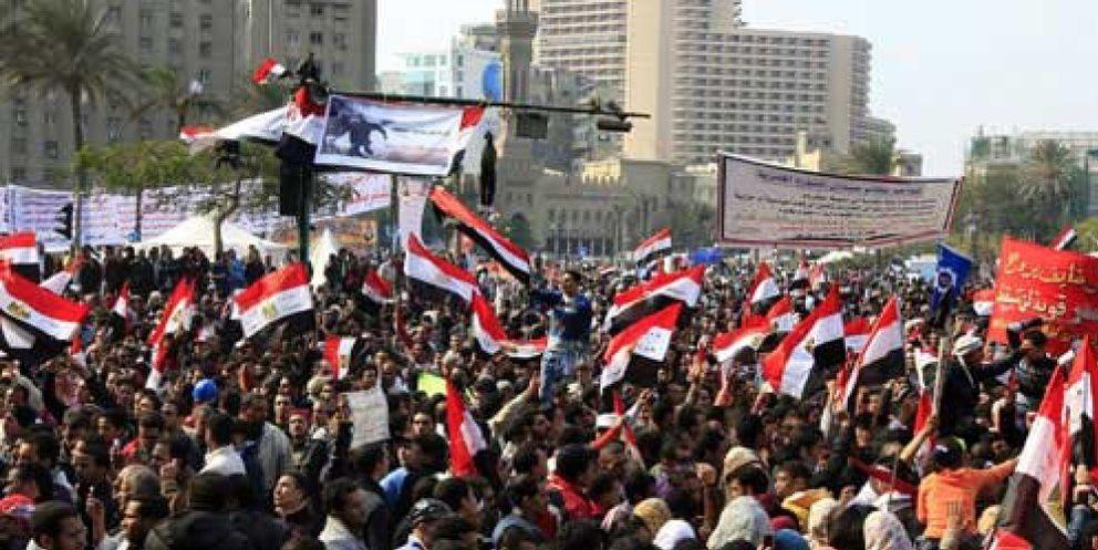 Foto: Los islamistas se burlan de Tahrir para adueñarse de la primavera árabe