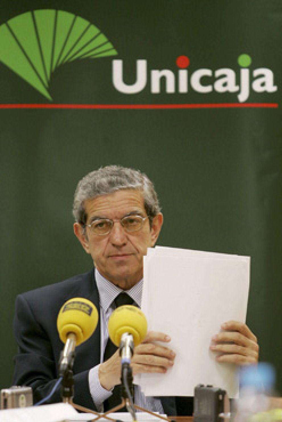 """Foto: Medel sobre su futuro al frente de Unicaja: """"Depende que quiera, pueda o me lo ofrezcan"""""""