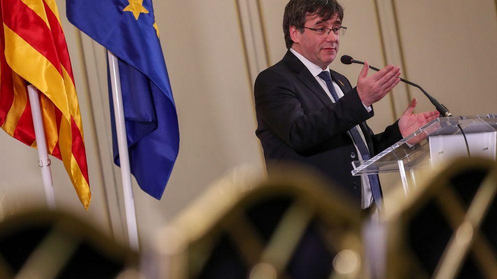Puigdemont encabezará la lista de JxCAT a las elecciones europeas de mayo