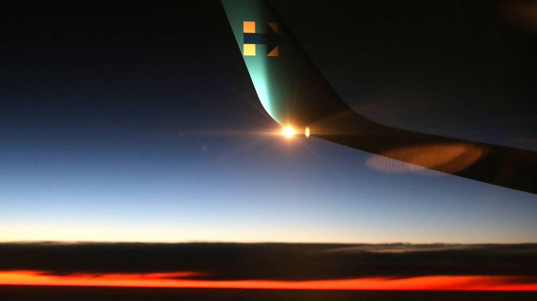 ¿Un OVNI en Irlanda? Tres aviones reportan una luz que se movía a muy alta velocidad