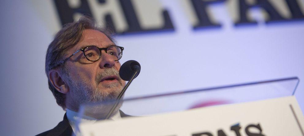 Foto: El presidente del Grupo Prisa, Juan Luís Cebrián