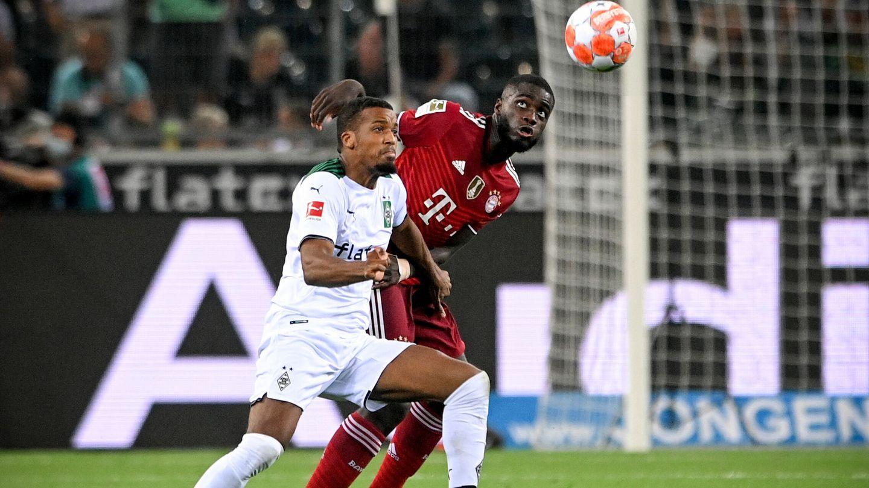 Upamecano con su nuevo club, el Bayern de Múnich. (EFE)