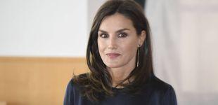 Post de La estrategia de la reina Letizia para que no se hable de su look esta semana