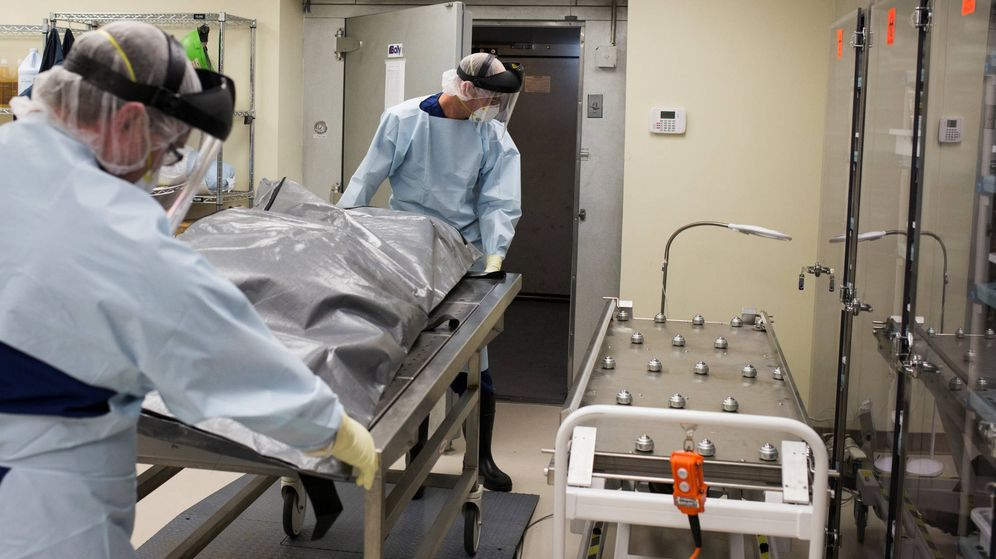 Foto: Lo que encontraron al abrir a Rose Marie dejó a todos boquiabiertos (Reuters/Adrees Latif)