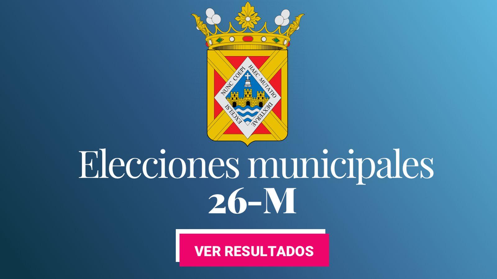 Foto: Elecciones municipales 2019 en Linares. (C.C./EC)