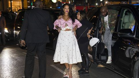 La versión más caprichosa de Rihanna (y tenemos las pruebas) visita Madrid
