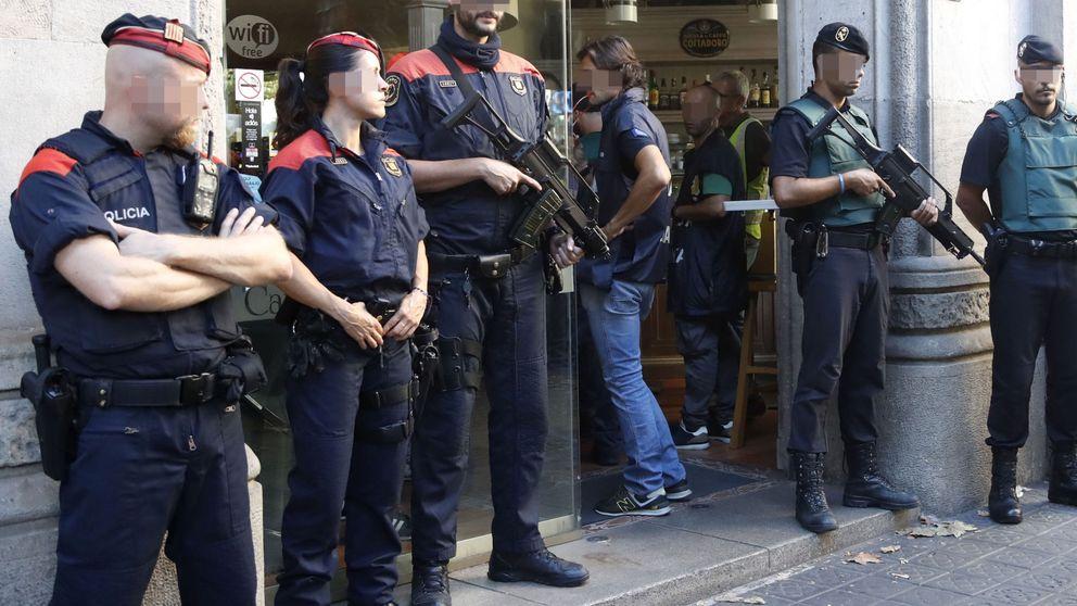 Interior se prepara para la entrada de Cataluña en un escenario de alta tensión