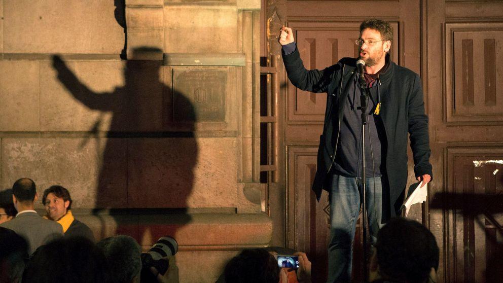 Dante Fachin (ex Podem) aplaude la huida a Suiza de Anna Gabriel: Rebelaos