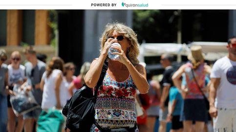 Sentido común e hidratación: cómo evitar y tratar los golpes de calor