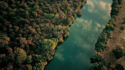 África, un safari entre las nubes