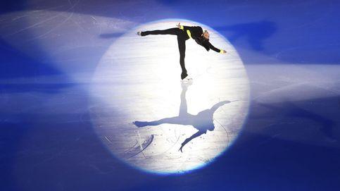 Exhibiciones de la copa de patinaje en China