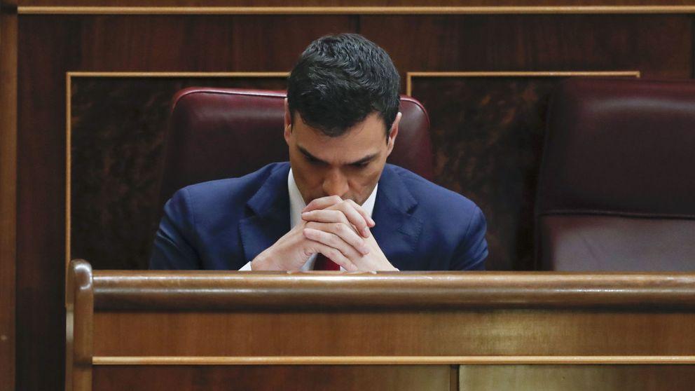 El PSOE no cederá más a Podemos y le pasa la carga de ir a elecciones