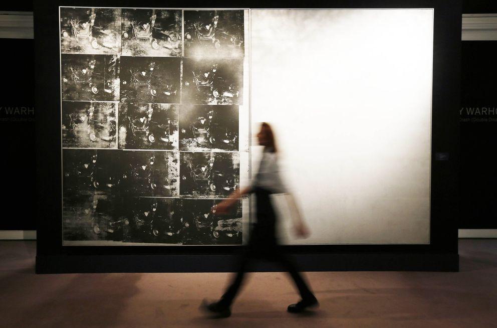 Un icono de Warhol (Reuters)