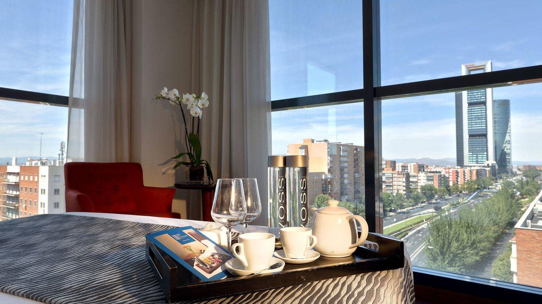 Vía Castellana es uno de los hoteles que componen la cartera de Millenium Hotels.