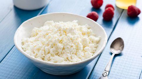 Cottage: un queso bajo en grasas, riquísimo en proteínas y calcio