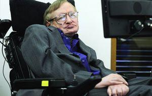 """Stephen Hawking: """"Los médicos ofrecieron a mi mujer que me desconectara"""""""