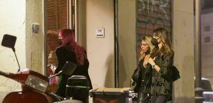 Post de Sara Carbonero, inseparable de Kiki Morente: concierto y cena juntos