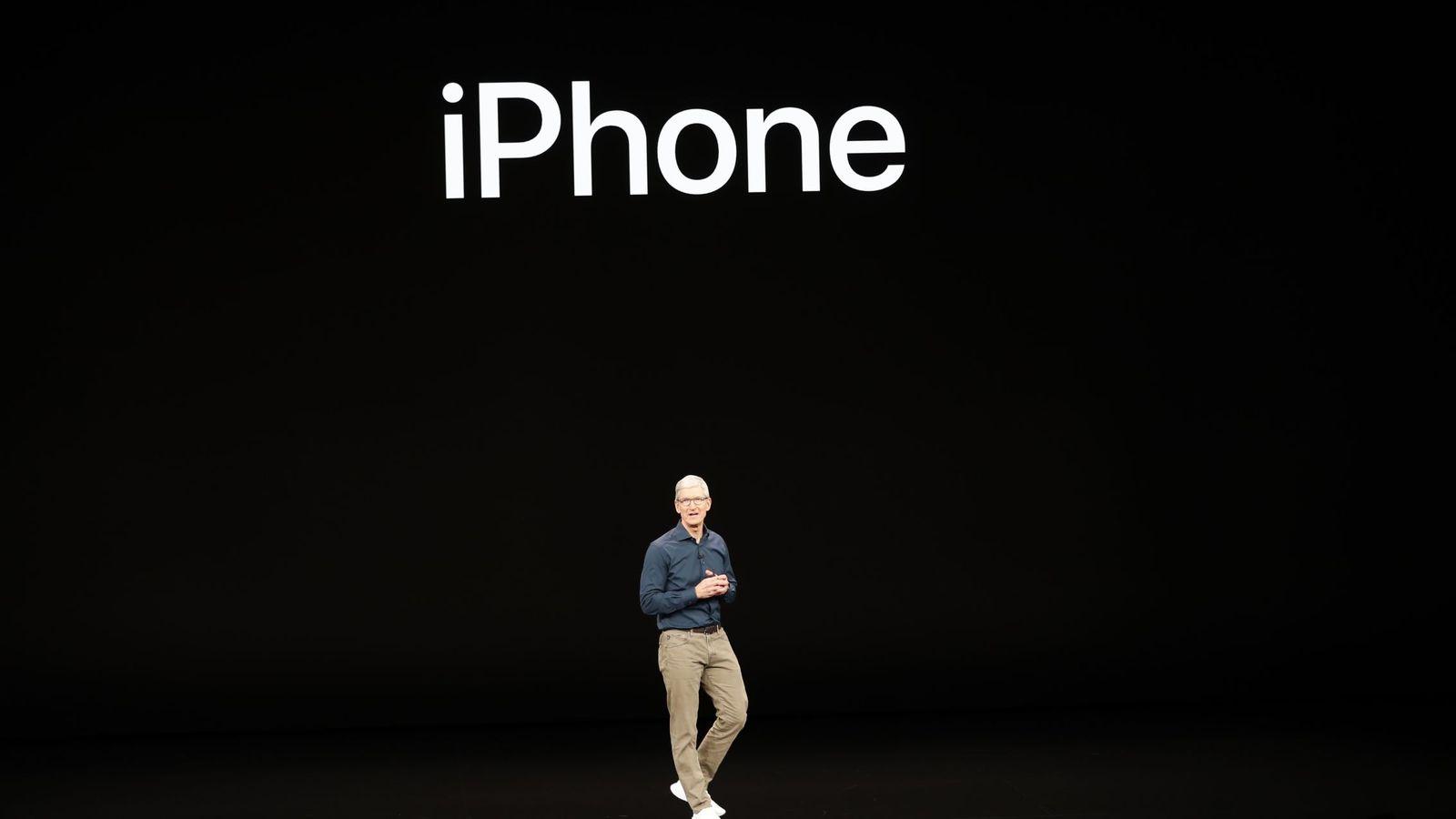 aba54a15c1c Apple: Adiós al iPhone X y al adaptador para auriculares: lo que Apple no  quiso anunciar