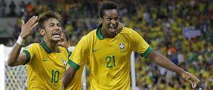 Brasil vuelve a alimentarse de las genialidades de Neymar para ganar a México