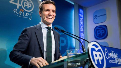 El PP usó un informe 'big data' para fiscalizar a Podemos en las redes sociales