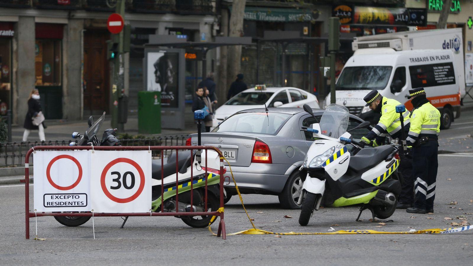 El otoño de atascos que te espera en Madrid: más carriles bici, APR y obras en Gran Vía