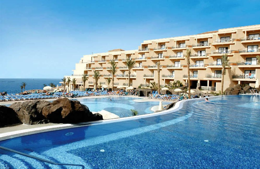 Foto: Riu explota el Hotel Buena Vista de Tenerife desde hace 10 años.