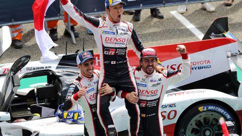 """El éxtasis de Alonso en Le Mans: Una de las victorias más importantes de mi vida"""""""