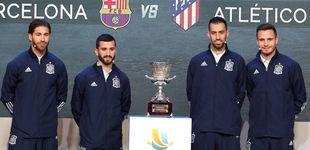 Post de Qué esconde (o retrata) la hipócrita postura de TVE con la Supercopa en Arabia Saudí