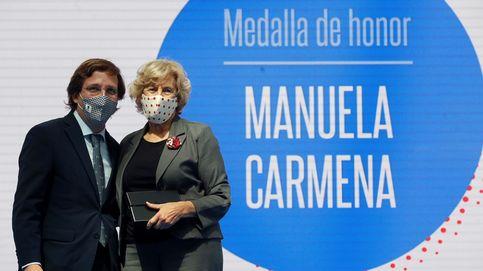 Almeida llama a la concordia en un San Isidro con Medalla a Carmena y refuerzo policial