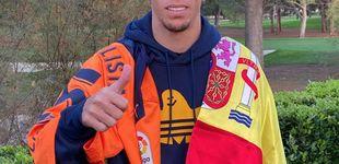 Post de Gabriel Paulista, el último futbolista de Brasil que antepone su sentimiento español