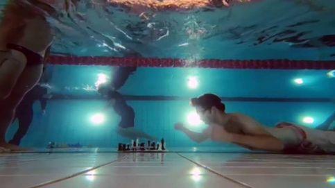 Campeonato de ajedrez subacuático en Londres