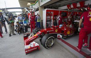 Ferrari sin Alonso: hará falta algo más que 'garra en los ojos'