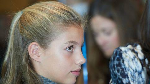 La infanta Sofía, de Bershka: sus pantalones más juveniles de solo 20 euros