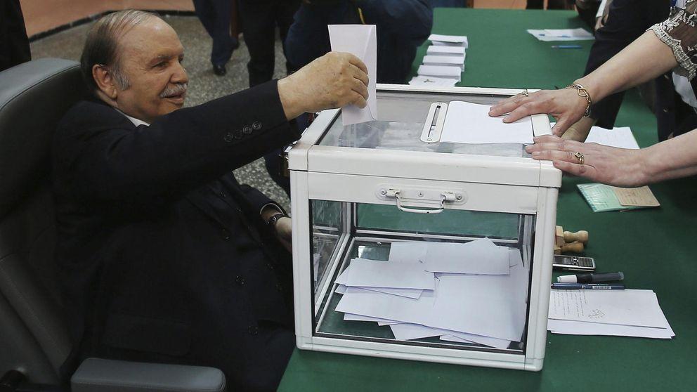 Casi octogenario y enfermo: así ha ganado Bouteflika las elecciones