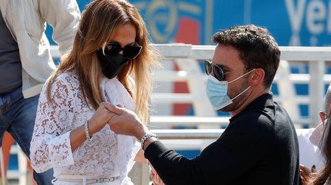 Jennifer Lopez y Ben Affleck desembarcan a lo grande en Venecia
