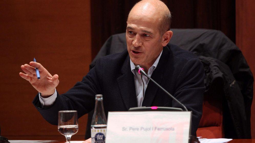 Foto: Pere Pujol, hijo del expresidente de la Generalitat. (EFE)