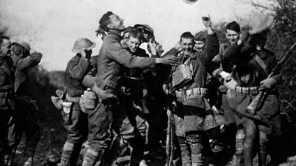 Y estalló la paz: el fin de la I Guerra Mundial según Pla, Gide y Virginia Woolf