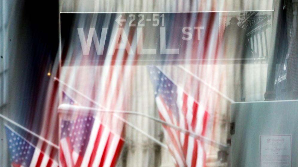 Foto: La Bolsa de Nueva York afronta el día después de su mayor caída en puntos de la historia. (EFE)