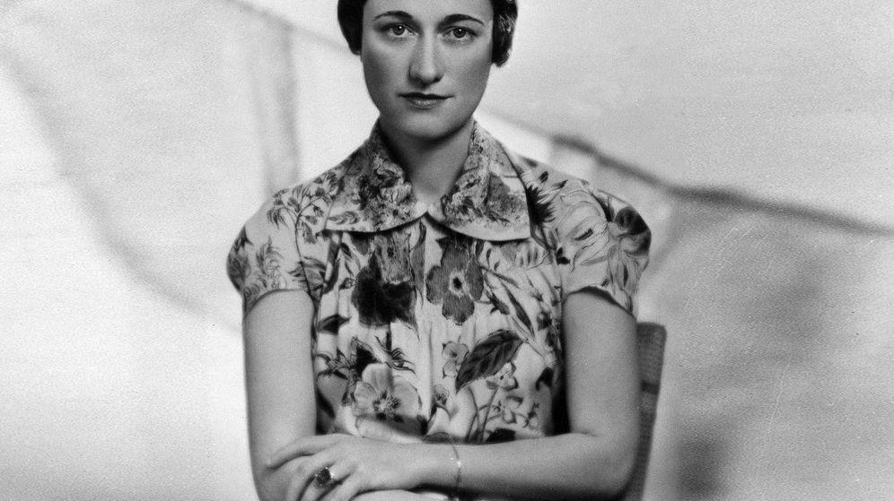 Foto: Wallis Simpson en una imagen de archivo. (Gtres)
