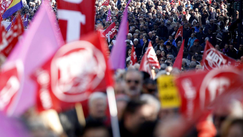 Foto: Manifestación en Madrid. (EFE)