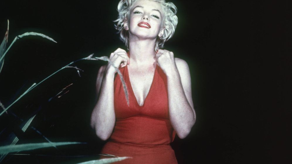 Foto: Marilyn Monroe. (Getty)