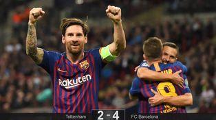 La pregunta del millón: ¿y qué pasará cuando Messi no esté?