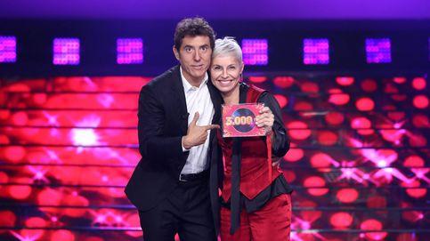 Soraya repite como ganadora en la cuarta gala de 'Tu cara me suena 7'