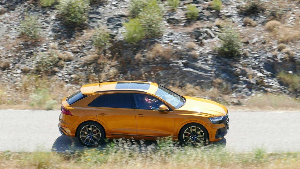 Foto: Audi SQ8, un SUV campero y muy deportivo